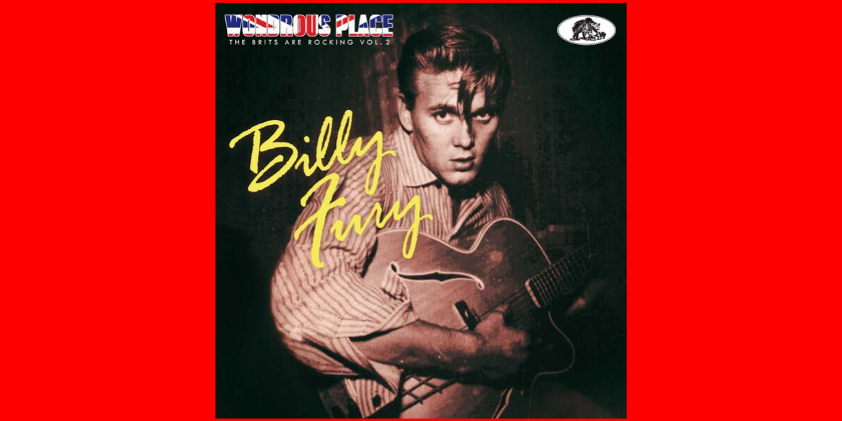 Billy Fury – Wondrous Place