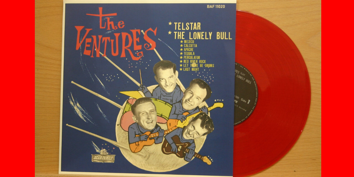 Play Telstar – The Lonely Bull (11000 Series)