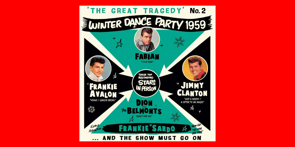 Winter Dance Party 1959 No. 2