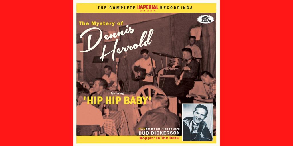 The Mystery Of Dennis Herrold Vinyl