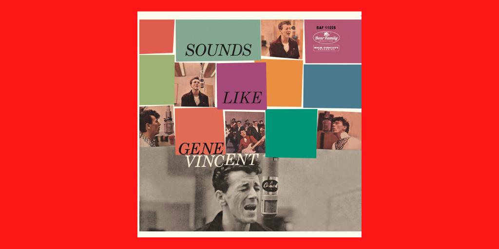 Sounds Like Gene Vincent – Gene Vincent Vinyl