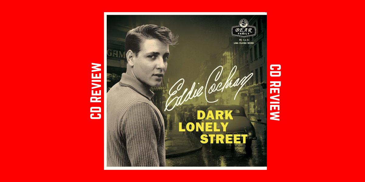Dark Lonely Street – Eddie Cochran