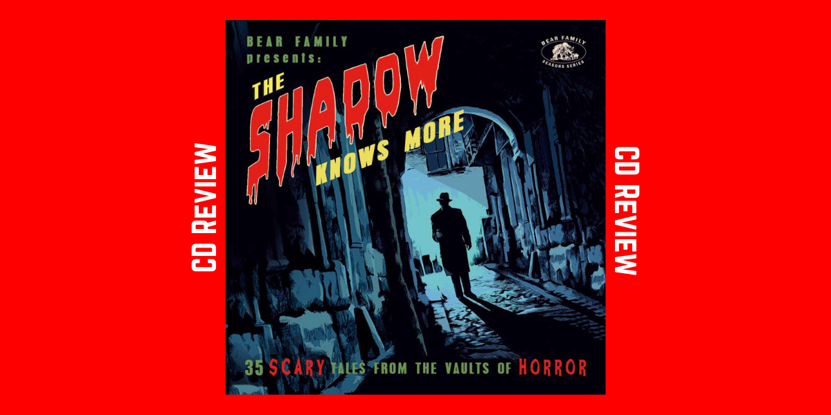 The Shadow Knows More Compilation