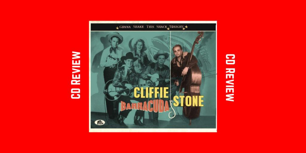 Cliffie Stone: Gonna Shake This Shack Tonight - Barracuda