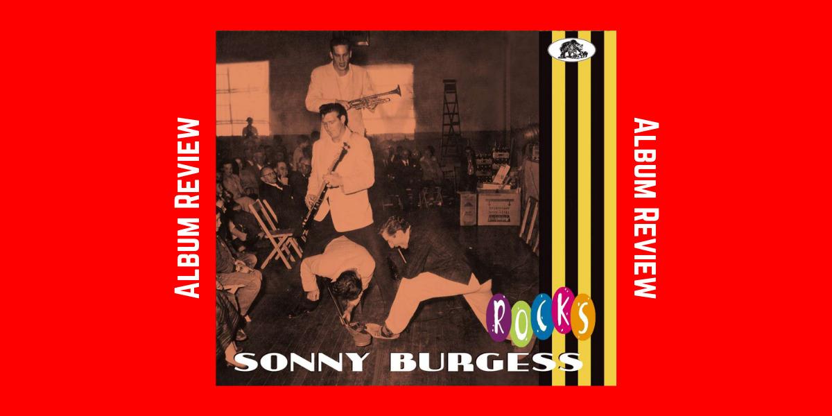Sonny Burgess Rocks