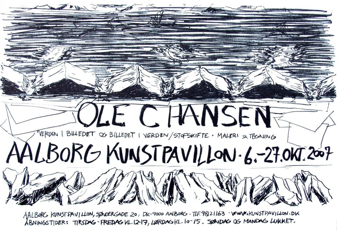 Aalborg Kunstpavillon_plakat