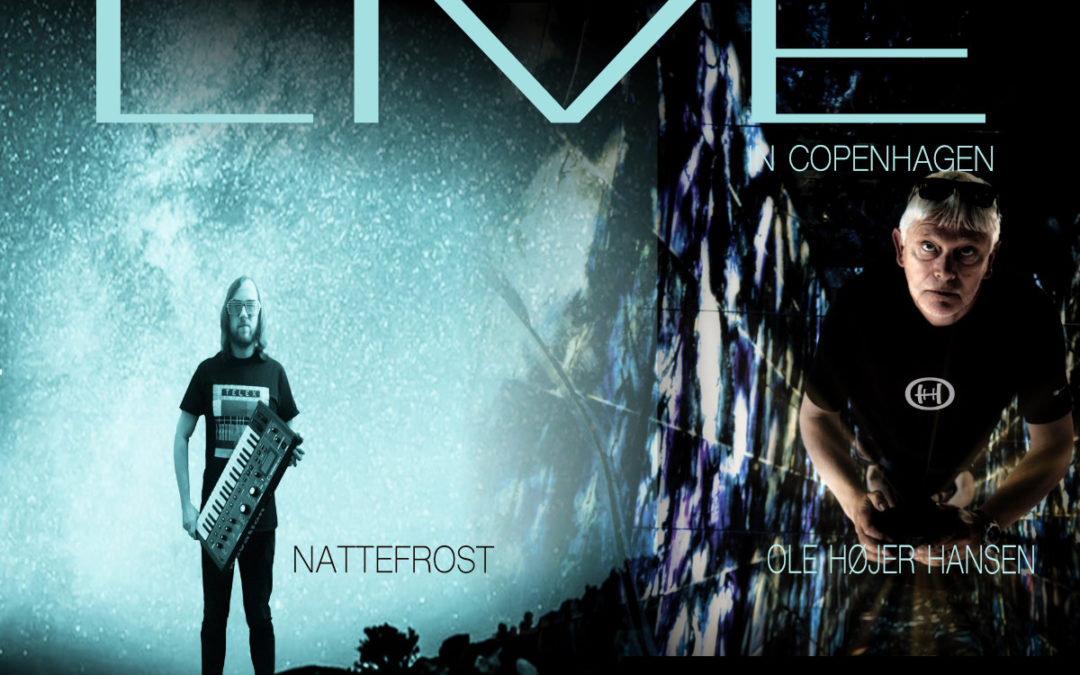 Doubleconcert with Nattefrost and Ole Højer Hansen in Copenhagen