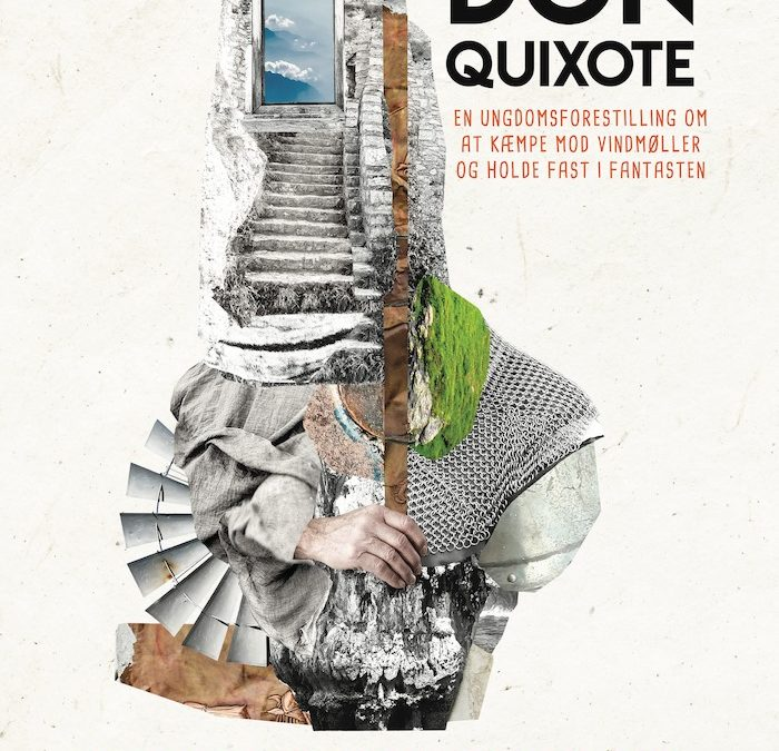 Working on the score for Don Quixote