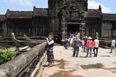 Ankor Wat - Cambodia - 2015 - Foto: Ole Holbech