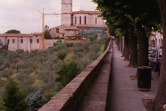 Assisi – Italy – 1998 - Foto: Ole Holbech