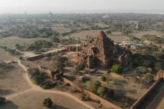 Dhammayan Gyi Temple - Bagan - Myanmar - Burma - 2019
