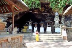 Goa Lawah - Candidasa - Bali - Indonesia - 1993 - Foto: Ole Holbech
