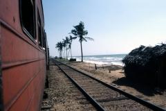 Bentota - Sri Lanka - 1987 - Foto: Ole Holbech