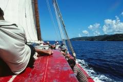 Carriacou - Grenada - Caribbean - 1981 - Foto: Ole Holbech