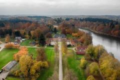 Langesø Slot - Danmark - Foto: Ole Holbech