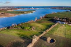 Vikingemuseet Ladby - Danmark - Foto: Ole Holbech