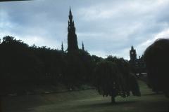 Edinburgh - Scotland - 1977 - Foto: Ole Holbech
