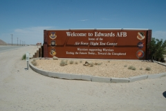 Edwards Air Force Base - California - USA - 2012 - Foto: Ole Holbech