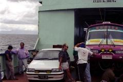 Komodo Flores ferry - Indonesia - 1993 - Foto: Ole Holbech