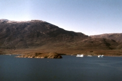 Kapisillit - Nuup Kangerlua - Godthåbsfjorden - 1976 - Foto: Ole Holbech