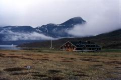 Qooqqut - Nuup Kangerlua - Godthåbsfjorden - 1976 - Foto: Ole Holbech