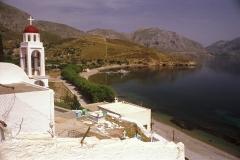 Kalymnos – Greece - 1988 - Foto: Ole Holbech