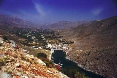 Vathi -  Kalymnos – Greece - 1988 - Foto: Ole Holbech