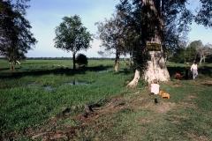Lahugala - Sri Lanka - 1983 - Foto: Ole Holbech