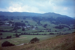 Lake District – England – 1977 - Foto: Ole Holbech