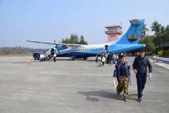 Thandwe Airport - Myanmar - Burma - 2019 - Foto: Ole Holbech