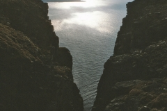 Nordkapp - Norge - 1987 - Foto: Ole Holbech