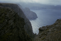 Nordkapp – Norge – 1989 - Foto: Ole Holbech