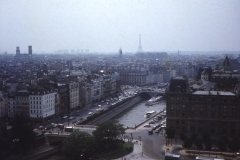 Paris - France - 1977 - Foto: Ole Holbech