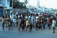 Pondicherry - India - 1983 - Foto: Ole Holbech