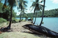 Requin Bay - Grenada - 1981 - Foto: Ole Holbech