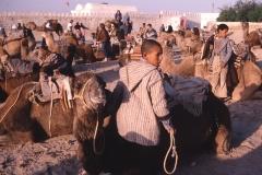 Sousse - Tunesia - 1985 - Foto: Ole Holbech