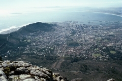 Table Mountain - South Africa - 2001 - Foto: Ole Holbech