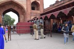Taj Mahal - Agra - Uttar Pradesh - India - 2018 - Foto: Ole Holbech