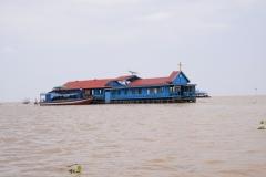 Tolne Sap Lake - Cambodia - 2015 - Foto: Ole Holbech