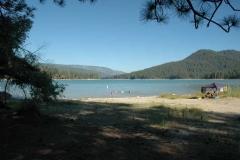 Bass Lake - Yosemite - California - USA – 2012 - Foto: Ole Holbech
