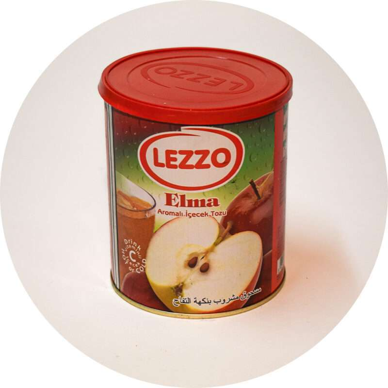 lezzo appelthee