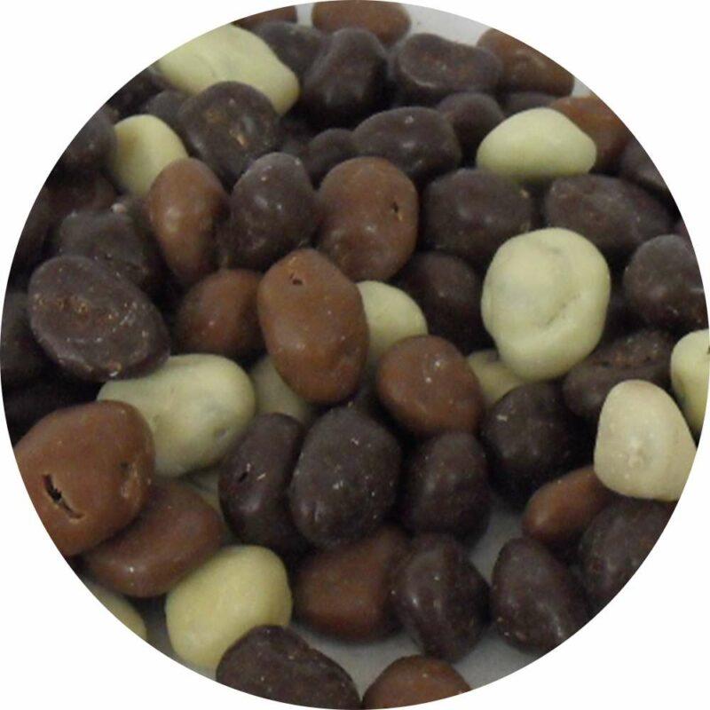 Chocolade Rozijnen