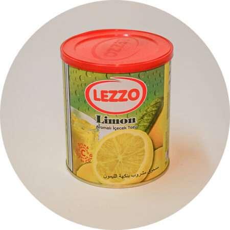 lezzo citroenthee