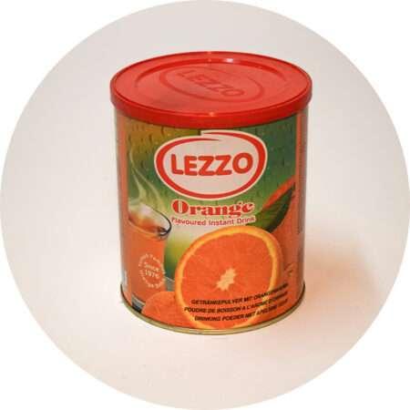 lezzo sinaasappelthee