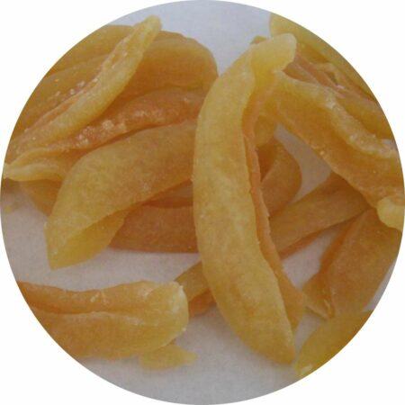Meloenschijven