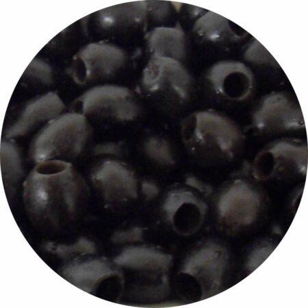 Zwarte Olijven Ontpit