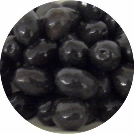 Zwarte Olijven met Pit