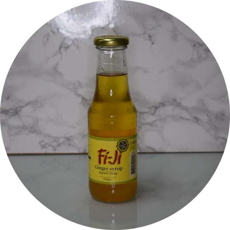 Fiji Gembersiroop