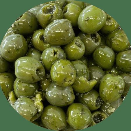 Olijven Extra Groen-Italio