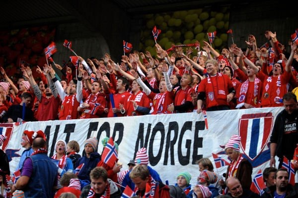 Norge – Serbia